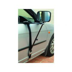 CAMEC HEAVY-DUTY DOOR MIRROR - RATCHET STRAP TYPE