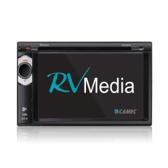 "RV MEDIA 6.2"" TOUCH SCREEN DVD/CD/USB PLAYER"