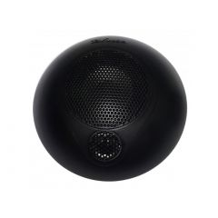 RV MEDIA QUICK FIT EXTERNAL SPEAKERS - BLACK