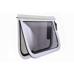 Odyssey 2 Corner Single Hopper Windows