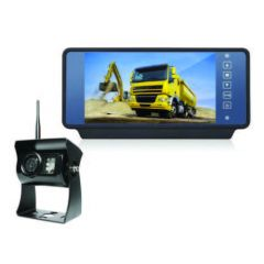 WIRELESS 7INCH DIGITAL MONITOR & REAR-VIEW CAMERA SYSTEM