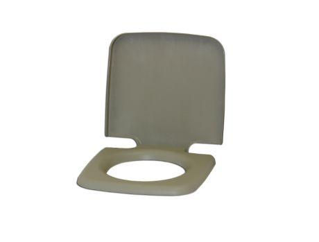 CAMEC PORTABLE TOILET SEAT & LID