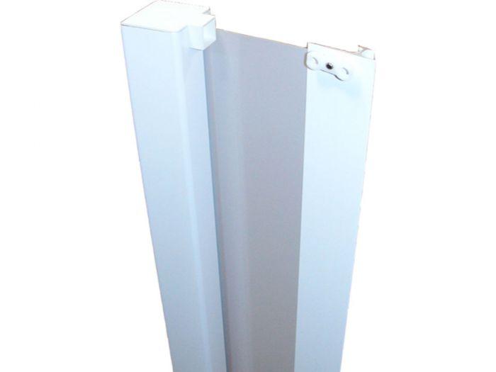 Rollaway Shower Screen 1800 X 925mm Camec Nz